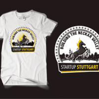 Shirt for StartUp Community | T-shirt contest