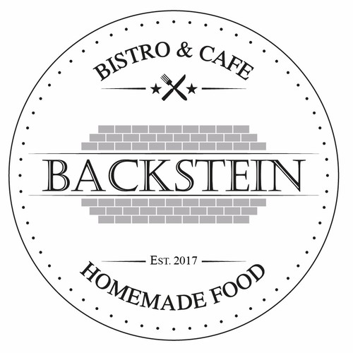 Design a logo for a little Bistro called