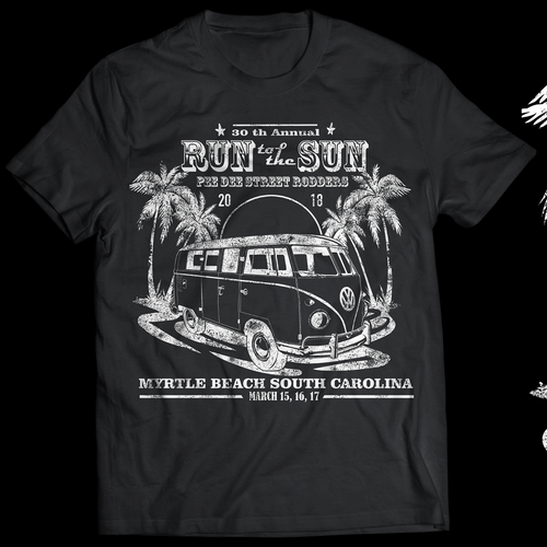 Classic Car Show Tshirt  Tshirt contest