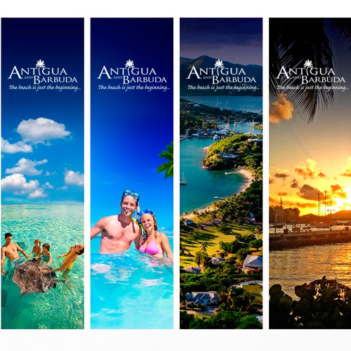 Create 9 Banner Ads For Cayman Islands To Run In Caribbean Journal Other Business Or Advertising Contest 99designs