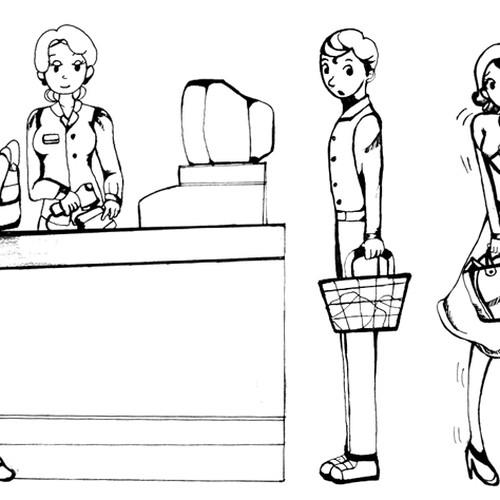 WANTED: Long-term Designer / Illustrator / Cartoonist