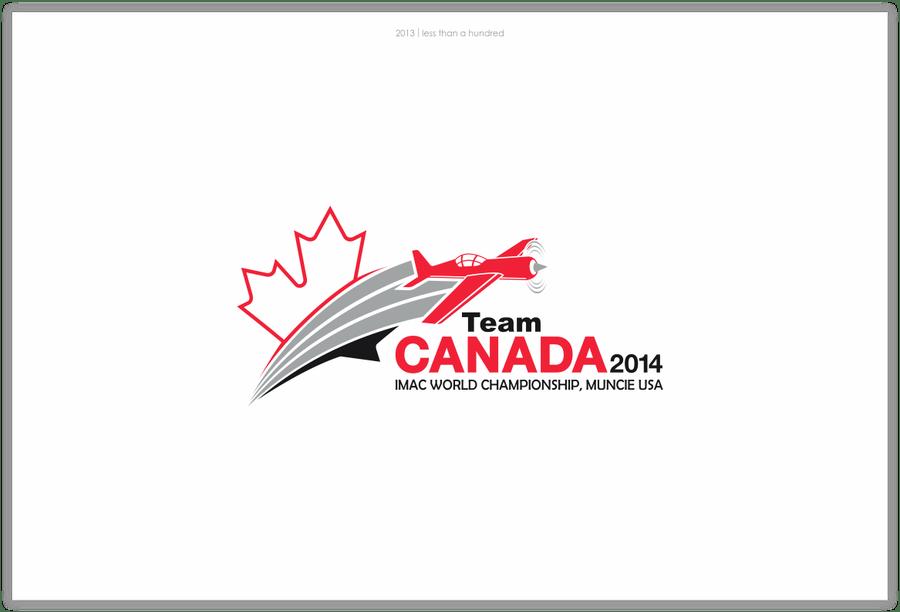 Team Canada Aerobatic Logo needed for 2014 Worlds Contest