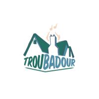 "Nashville Recording Studio LOGO ""TROUBADOUR HOUSE"" | Logo ..."