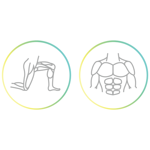 Create 2 Fitness Icons For A New Mobile App (follow-up