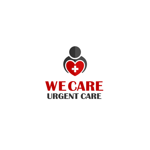 Urgent Care Medical Office Seeking A logo that highlights