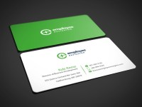 Design Business Cards for SaaS Startup   Business card contest