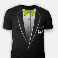 Butler Outfit T-Shirt for Startup | T-shirt contest