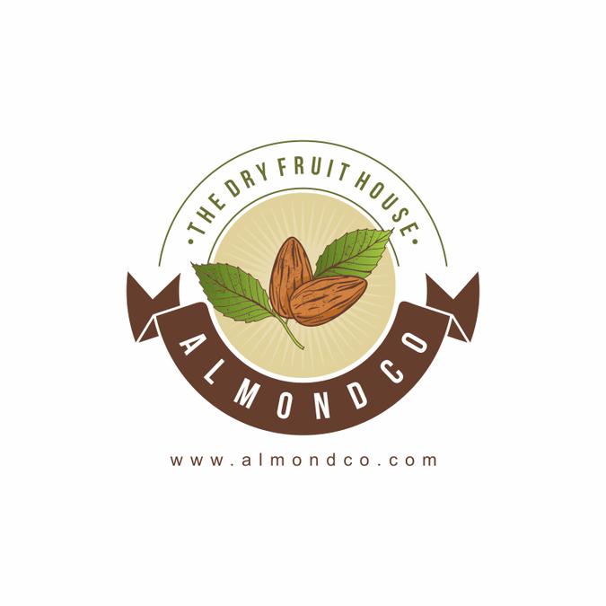 almonds dry fruit shop
