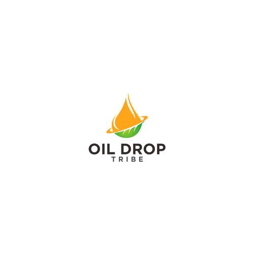 oil drop tribe logo
