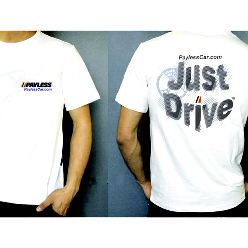 Create the next tshirt design for Payless Car Rental T