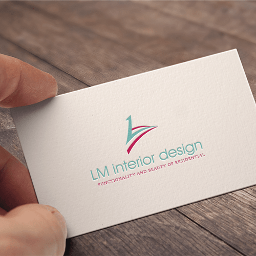 LM Interior Design Logo & Hosted Website Contest