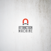 logo contest attraction machine