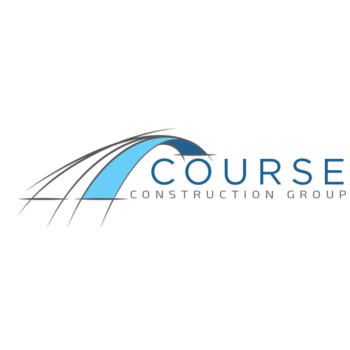 Create a strong, confidence building logo for Course