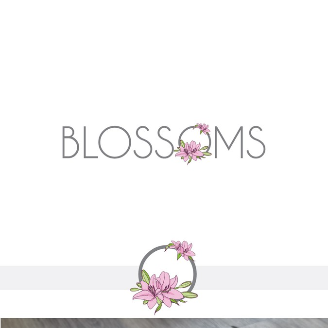 I need a logo for my freelance floristry business