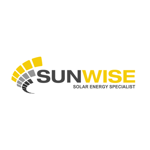 Create a modern and contemporary business logo for Sunwise