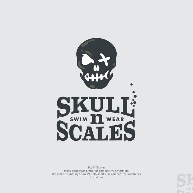 design an iconic skull