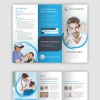 Korea Hair Transplant Center | Brochure contest