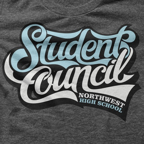 Student Council Shirt Design Ideas
