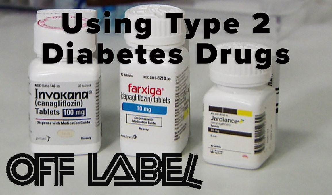 """Going """"Off-Label"""": All About Using Type 2 Diabetes Drugs for T1D"""