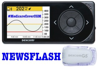 NEWS: Medicare to Cover Some Continuous Glucose Monitors