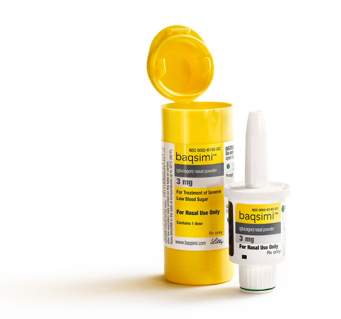 NEWS: FDA OKs First Nasal Glucagon! (Needle-Free Emergency Treatment)