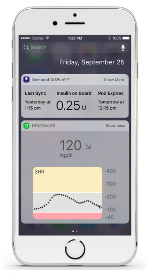 Diabetes NEWS: OmniPod DASH with Bluetooth Gets FDA OK!
