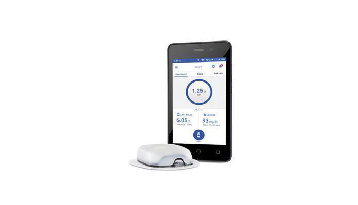 NEWS: OmniPod Tubeless Insulin Pump to Offer Smartphone