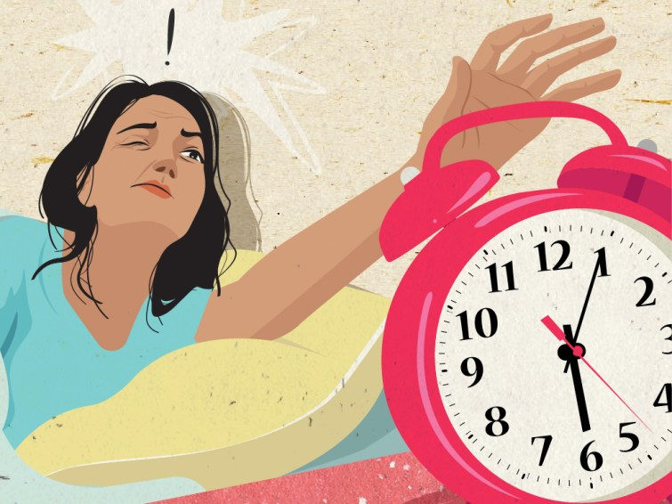 Sleep Problems (Almost) Destroyed My Relationship, Until We