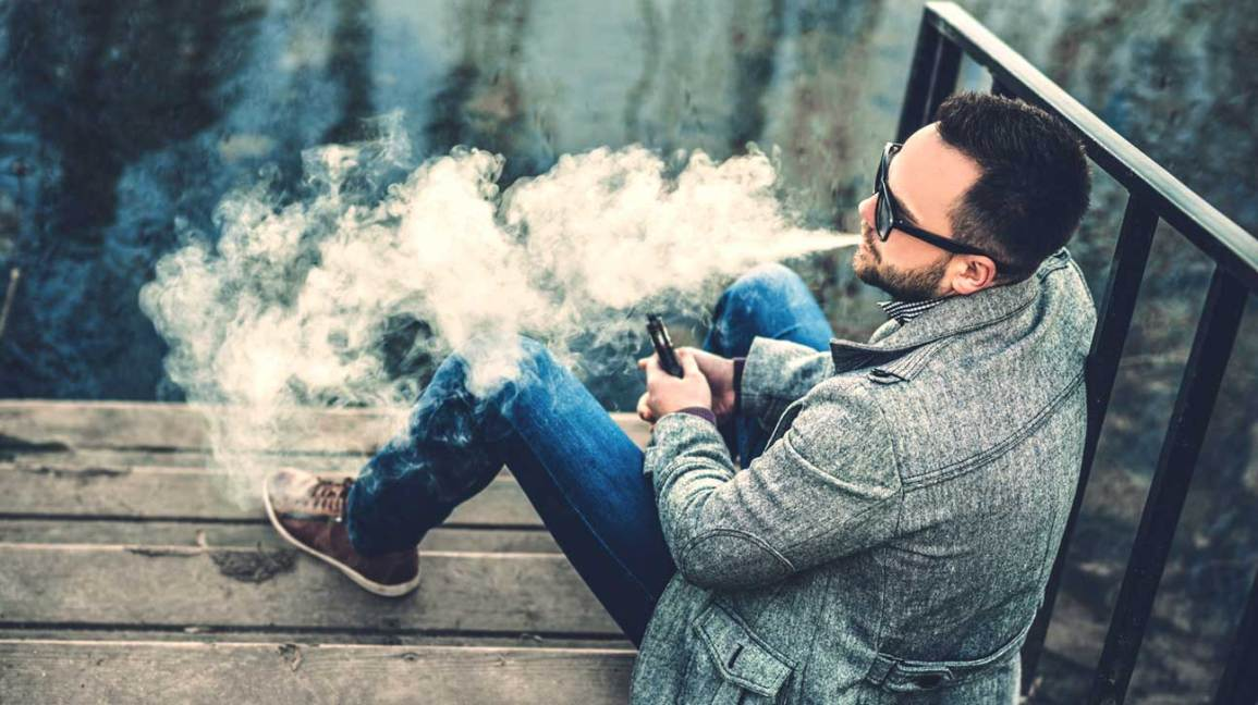 E-Cigarettes Are Not Healthy