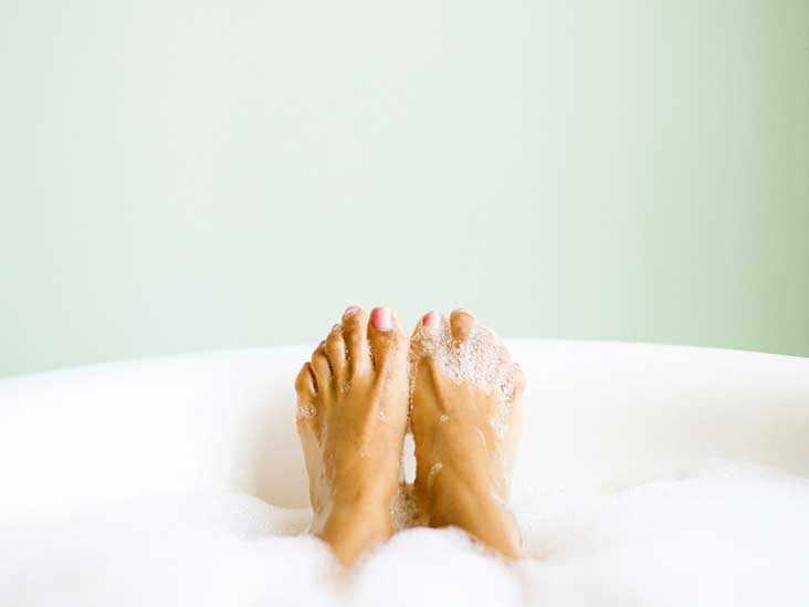 How to Use Bath Salts: In the Shower, for Conditions, and to Exfoliate