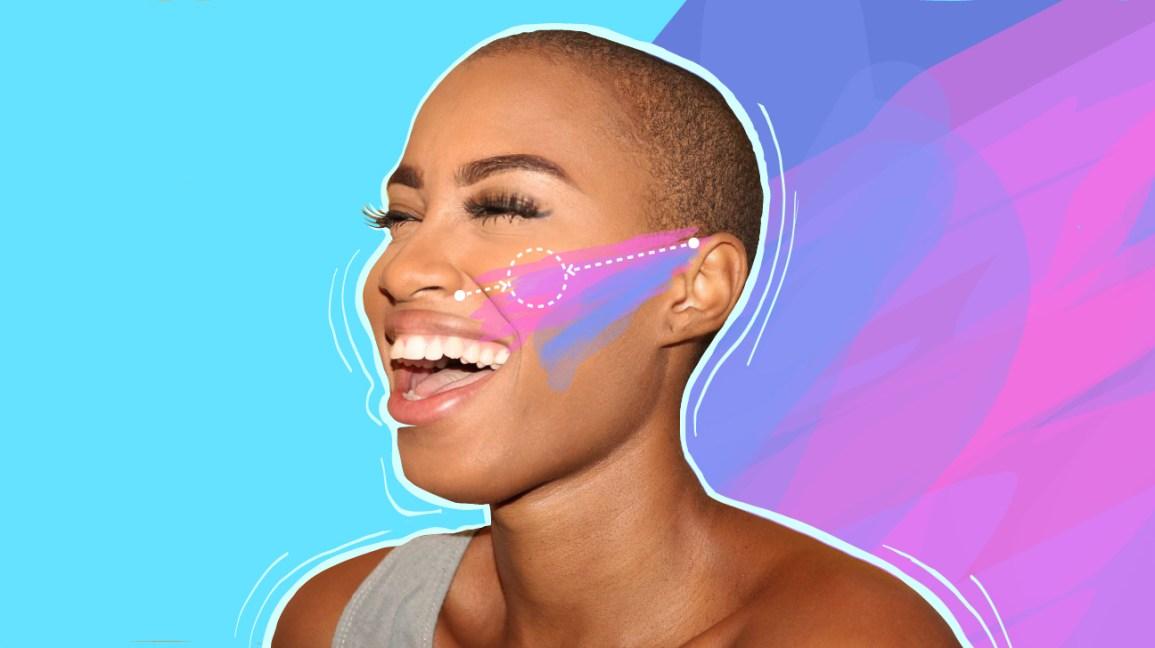 Low Cheekbones Vs  High Cheekbones  How To Locate And Modify