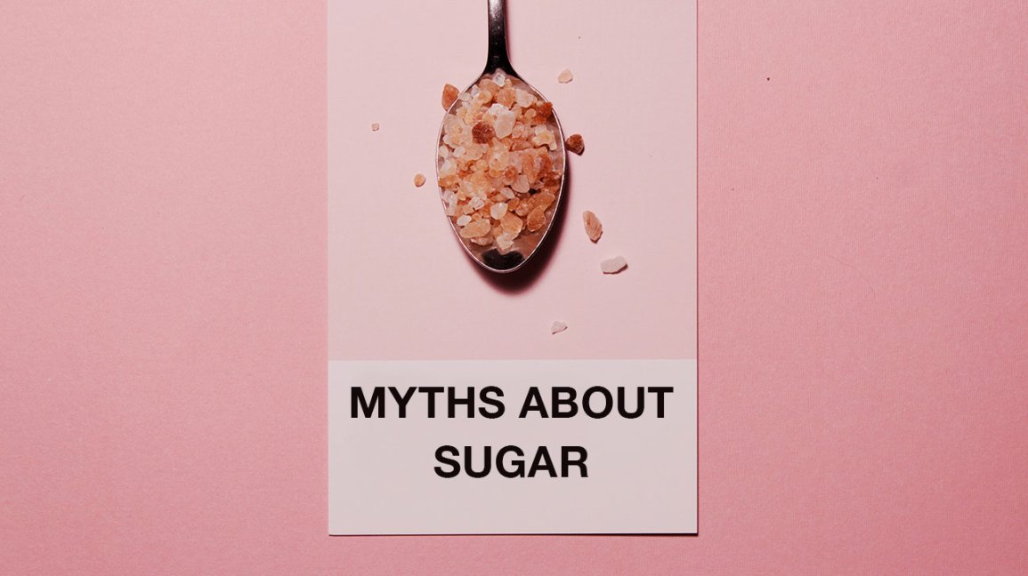 8 Big Lies About Sugar We Should Unlearn