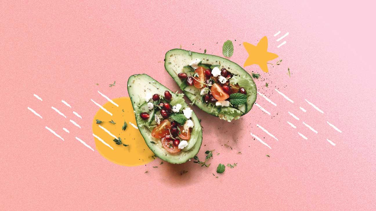 Low Carb Recipe for Avocado Omelet (Low Carb Avocado Recipes - Step by Step with Photos Book 11)