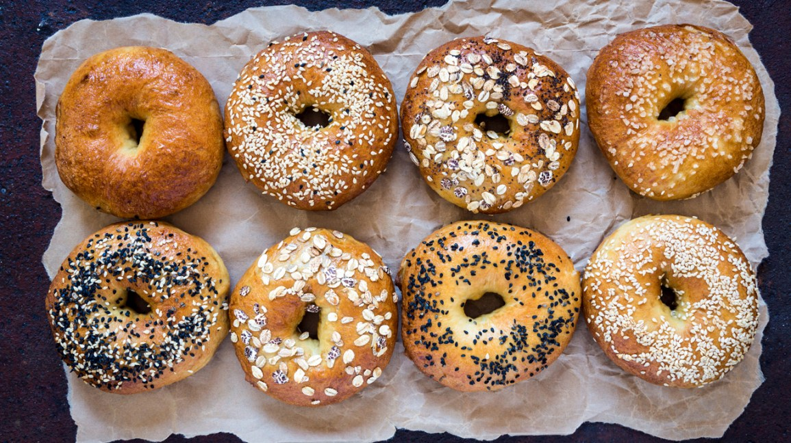 Are Bagels Vegan
