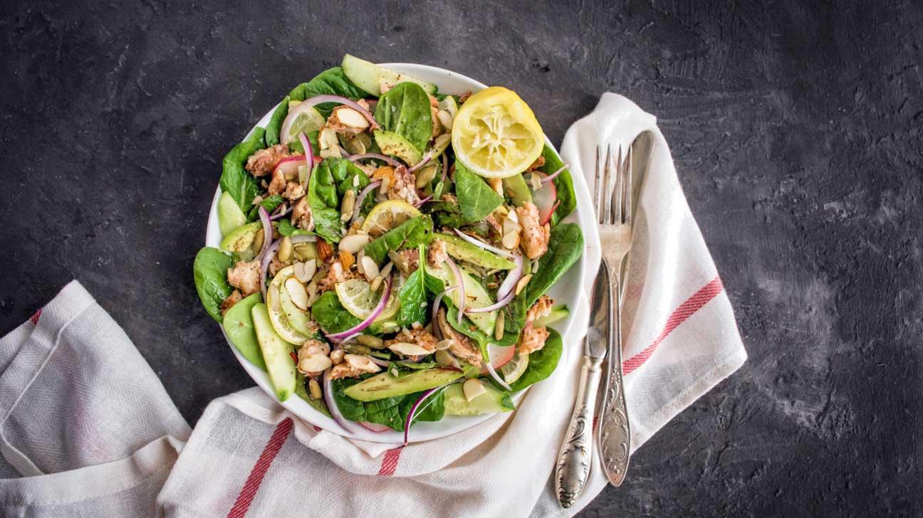 menu di dieta atkins 20