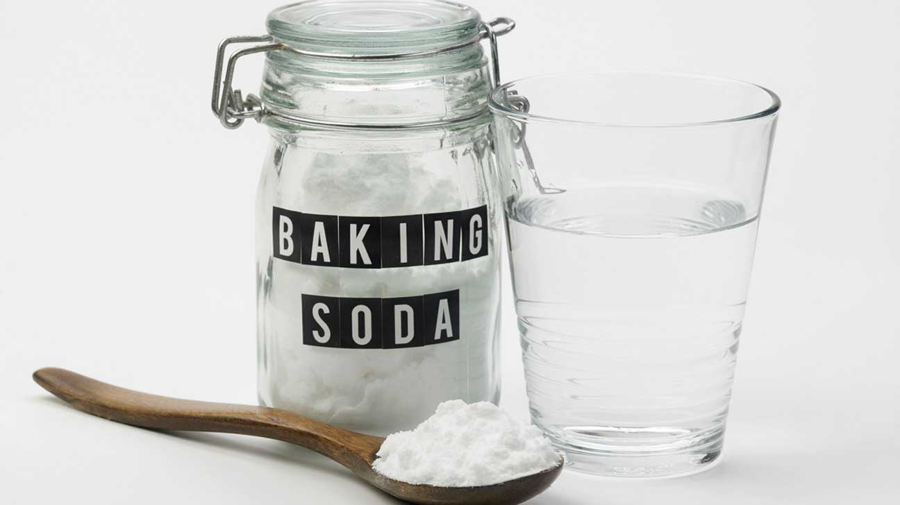 Side effects of drinking baking soda and water