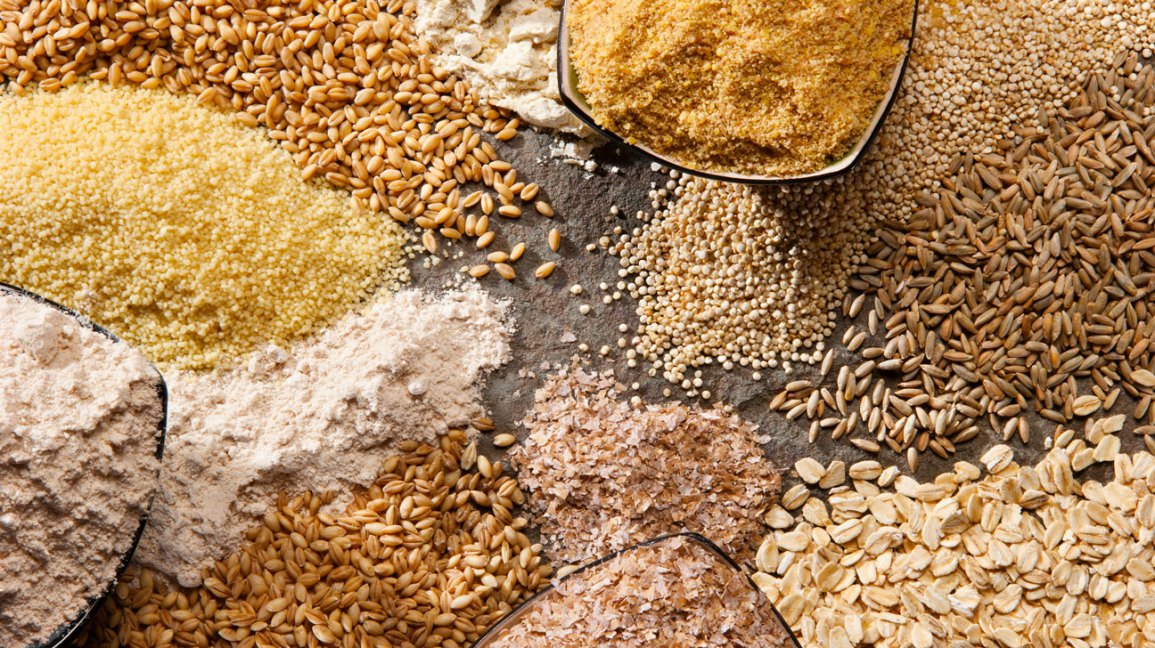 9 Health Benefits of Eating Whole Grains