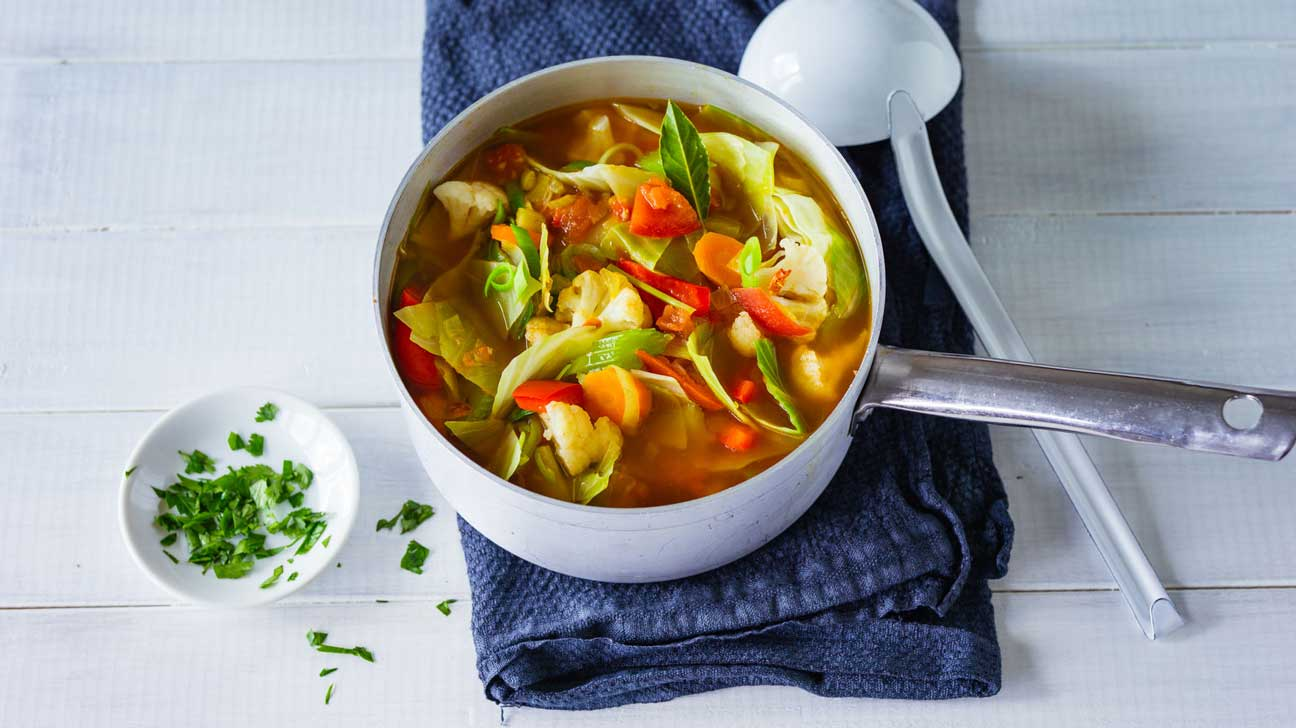 fat free soup recipes slimming world