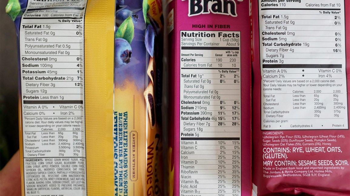 How To Read Food Labels Without Being Tricked
