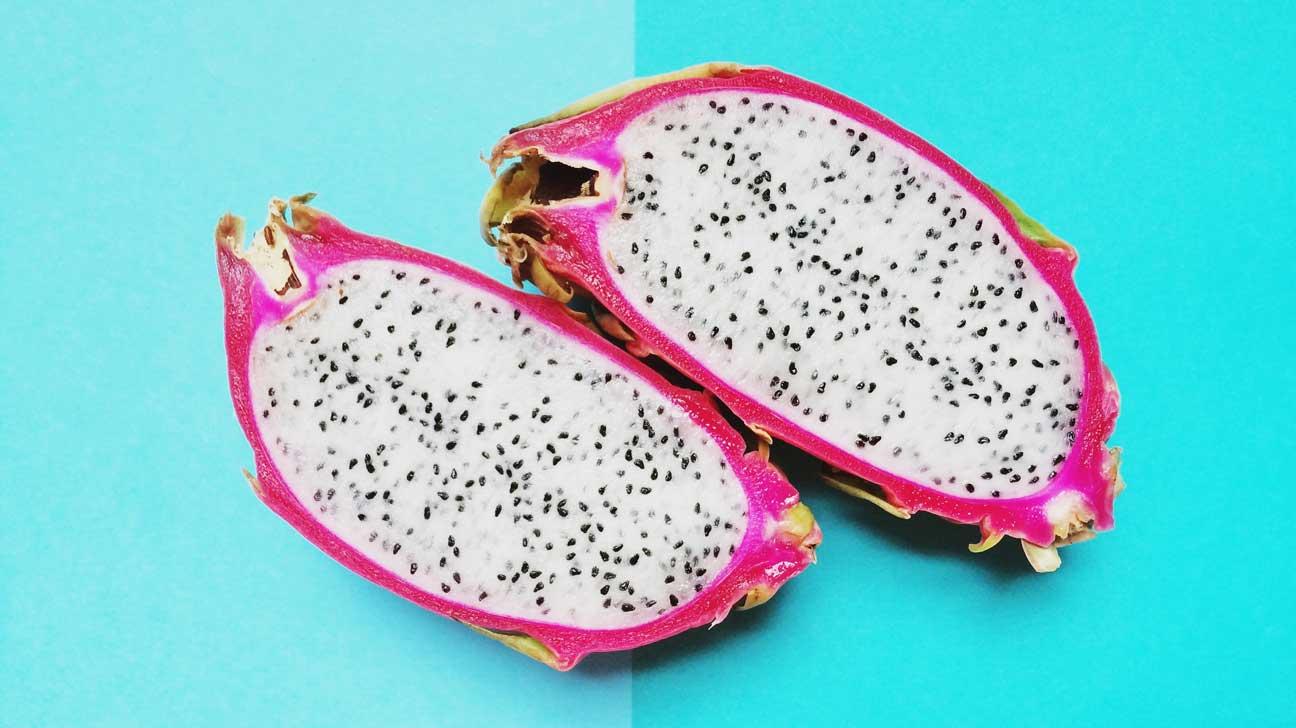 how 2 eat dragon fruit