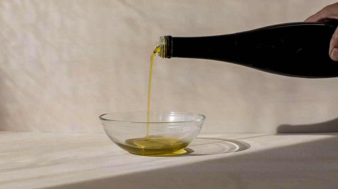 شرب زيت الزيتون