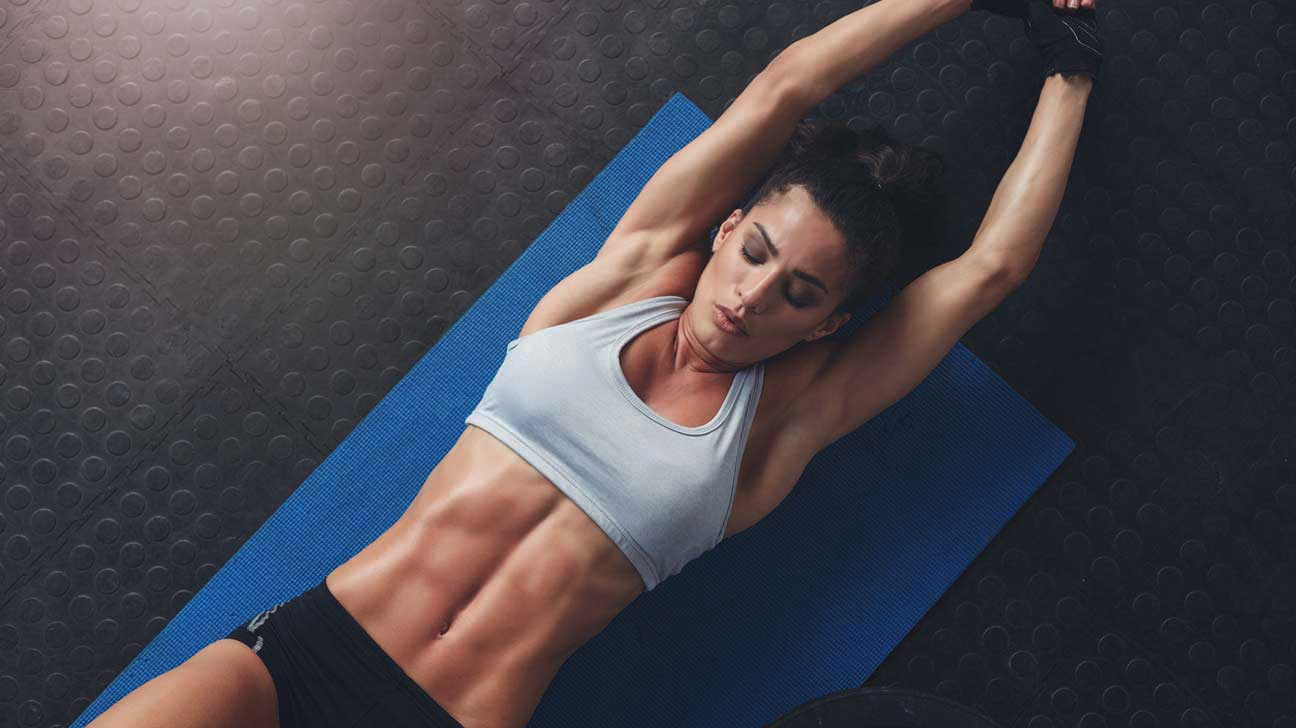 Lose weight and gain muscle female