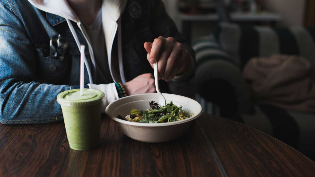 What combination of food should you eat to lose weight