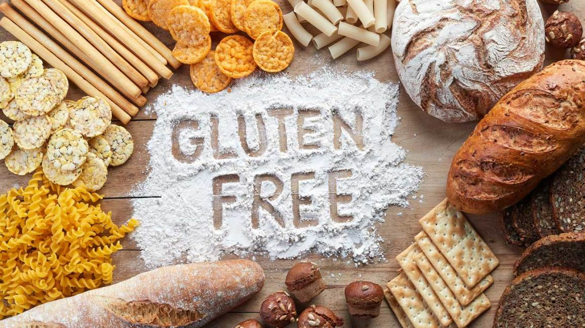 advertising gluten free diet