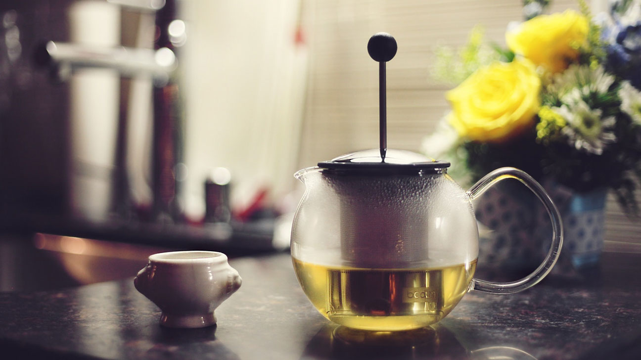 can you lose weight on green tea pills