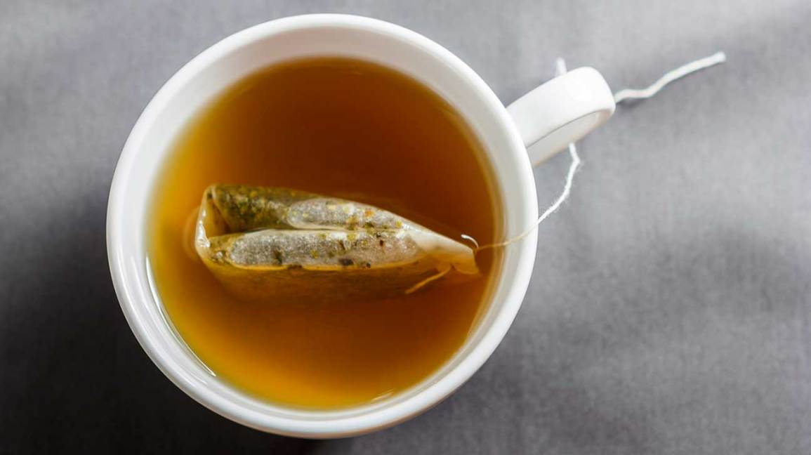 Green tea could hold the key to reducing antibiotic resistance