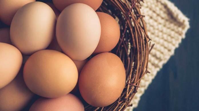 10 principais benefícios para a saúde de comer ovos