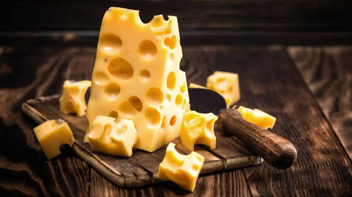 Healthiest Cheese Swiss