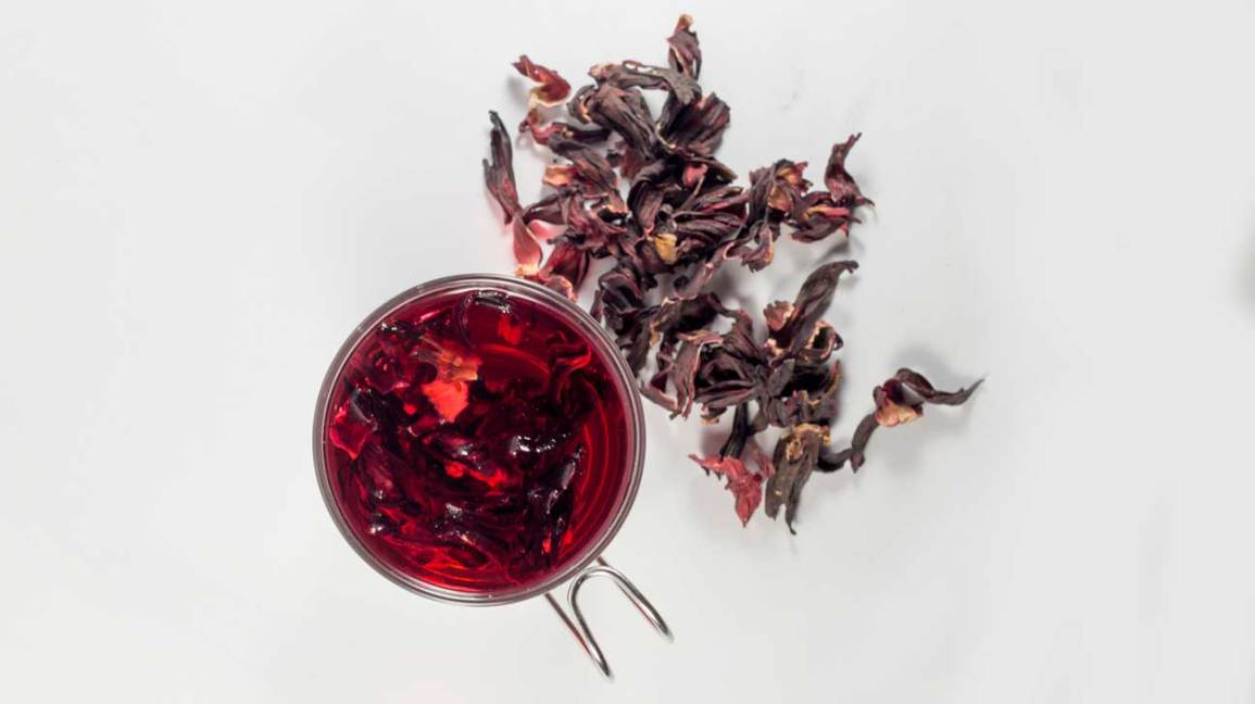 8 Benefits Of Hibiscus Tea