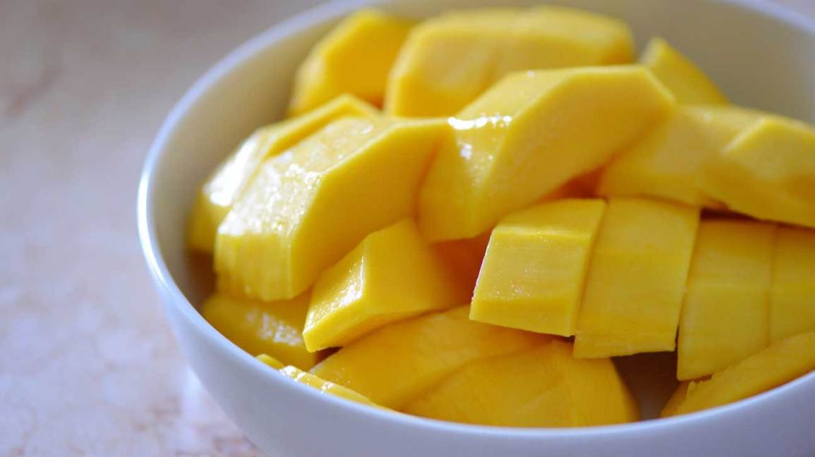 High Calorie Fruits Mango